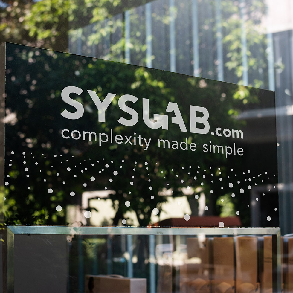 Logodesign Syslab