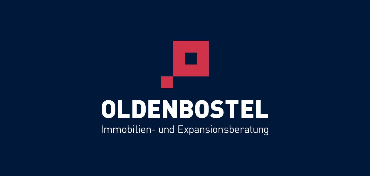 Logodesign Oldenbostel Immobilien