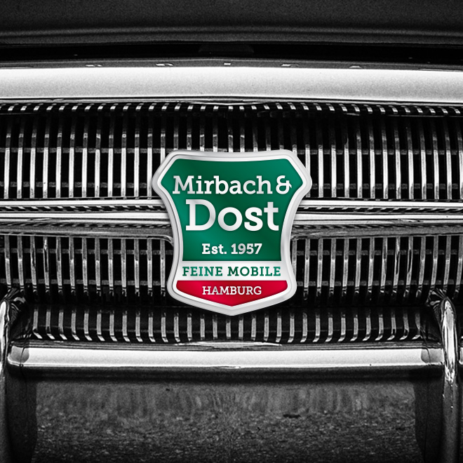 Logodesign Mirbach & Dost